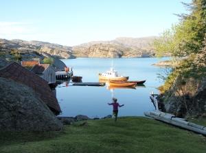 På Litle Færøy