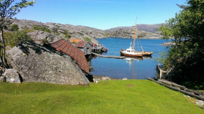 Litle Færøy i Solund
